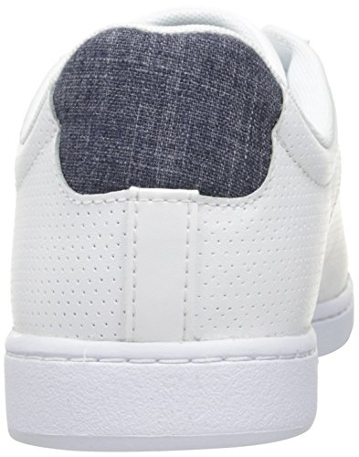 Lacoste Men's Carnaby Evo 217 1, Navy, 7.5 M US