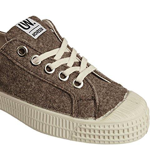 Sneaker NOVESTA Star Master UW Felt Sarubeco/106 ECRU
