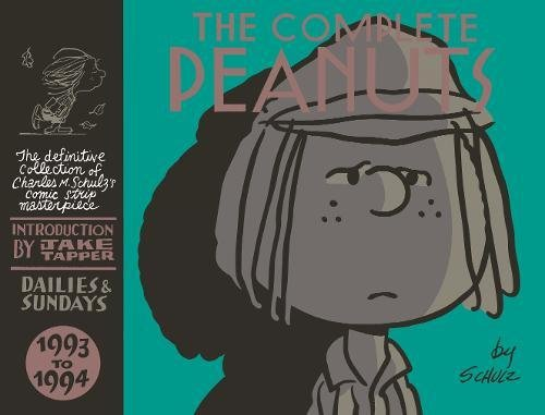 Book cover from The Complete Peanuts 1993-1994: Volume 22 by Charles M. Schulz