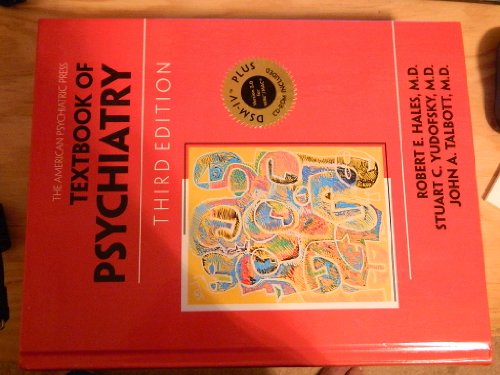 American Psychiatric Press Textbook Psychiatry (With CD-ROM for Windows and Macintosh)
