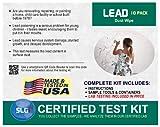 Lead Paint Test Kit Dust Wipes, Schneider Labs, 10PK (5 Bus. Days)