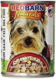 Redbarn Pet Products 416363 12-Pack Quirky Turkey Canned Dog Food, 13.2-Ounce