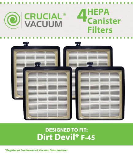 dirty devil canister vacuum - 6