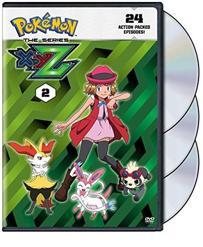Pokemon The Series: XYZ Set 2 (3 Pack, 3PC)