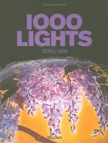 1000 Lights Charlotte Peter Fiell product image