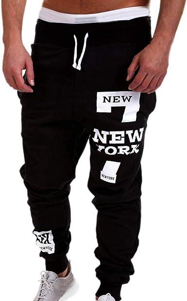Pantalones de chándal para Hombre, Pantalones de Moda Pantalones ...