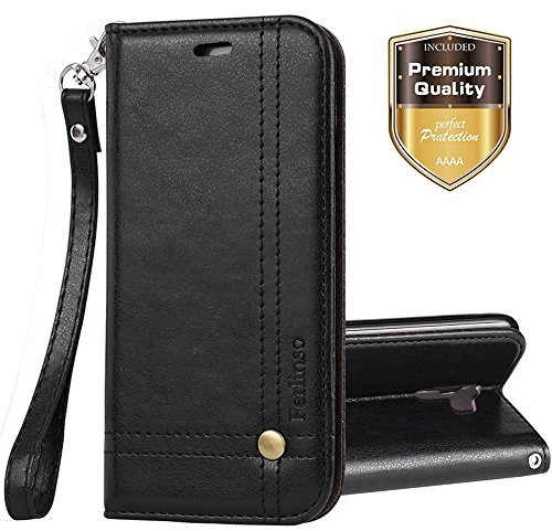 wallet case with flip cover for samsung galaxy s9 plus