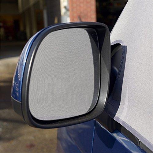 UK Custom Covers Sw118grey Pare-Brise avant Couverture Enveloppante Gris