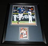 Will Middlebrooks Autographed Photograph - Framed 11x14 Display - Autographed MLB Photos