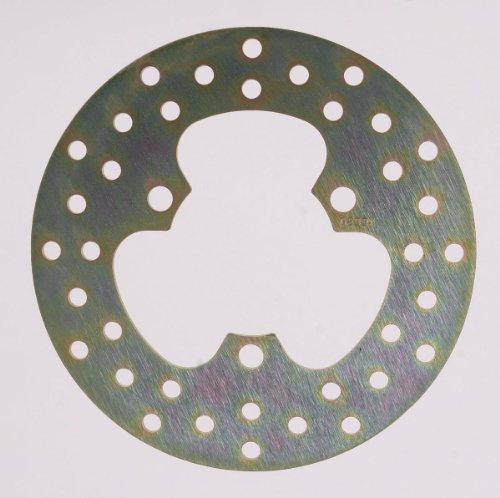 - 07-12 TRIUMPH SPD-TRIPLE: EBC Stainless Steel Brake Rotor - Rear (Rear)