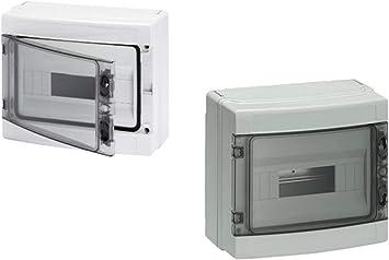 Gewiss GW40103 caja eléctrica - Caja para cuadro eléctrico (260 mm, 140 mm, 298 mm): Amazon.es: Bricolaje y herramientas