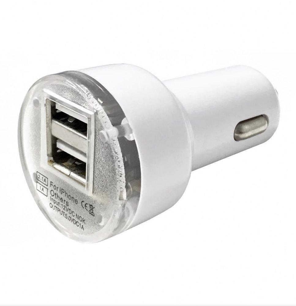 ( 2 ) Universal USBデュアルポート携帯電話車chargers-2パック B074YZ7B11