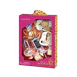 Our Generation Dolls Garden Party Accessories Set