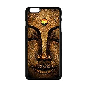 Golden stone Buddha Cell Phone Case for Iphone 6 Plus