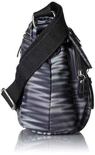 Schwarz Flash X 5 D Femme H 9x19x22 Acc Bandoulière Sacs Rina w Tailor Cm Tom 170wq4Z4