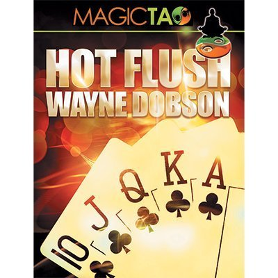 Amazon.com: Hot Flush (Azul) por Wayne Dobson y magictao ...