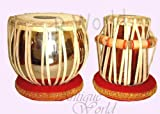 Antiques World Exclsive And Stylish Double Brass Sheesham Tabla Drums AWUSAMI 0145