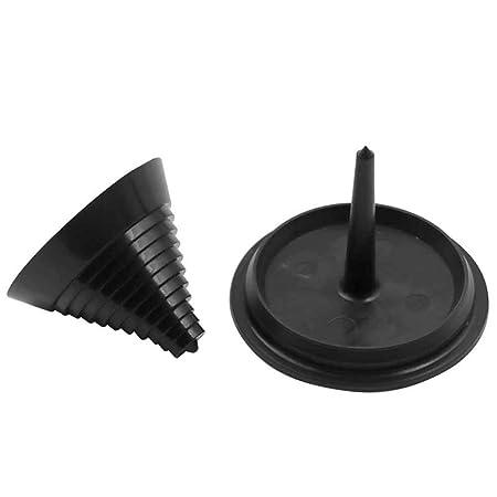 HGJ - Cuchilla para cortadora de césped Rotatoria Negra para ...