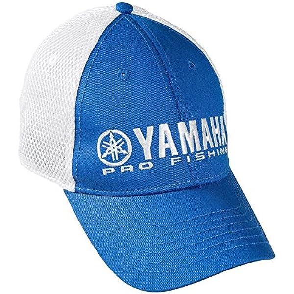 OEM Yamaha Pro Fishing 100/% Cotton Long Sleeve Blue T-Shirt