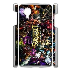 Generic Case League Of Legends For Google Nexus 5 Q6Z5597222