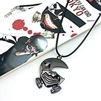 cosplay? Tokyo Ghoul Mask Cosplay Necklace