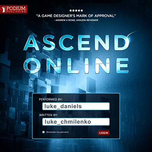 Ascend Online: Ascend Online, Book 1 cover