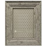 Lawrence Frames Barnwood Picture Frame, 5 x 7'', Brown