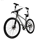 RAD Cycle Products Bike Lift Hoist Garage Mountain Bicycle Hoist 100LB Capacity (4 bike set)