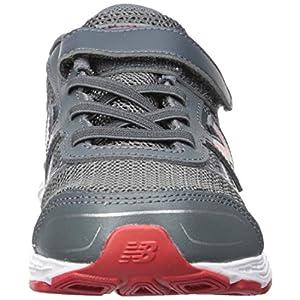 New Balance Kids' 680 V5 Alternative Closure Running Shoe