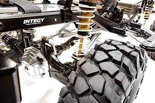 Integy RC Model Hop-ups C23307ORANGEGUN Evolution V Steering Wheel Set for Most HPI, Futaba, Airtronics, Hitec & KO