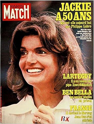 Téléchargements de livres électroniques gratuits sur téléphones mobiles Paris Match n° 1573 du 20 Juillet 1979 - Jackie Kennedy, Michel Drucker, Brigitte Bardot PDF B00NST1LCG