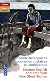 """Afficher """"Sixteen very short stories n° 2 16 very short stories"""""""