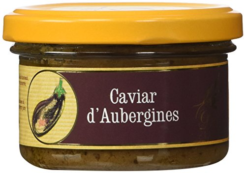 Delices du Luberon Eggplant Spread Caviar d'Aubergines