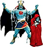 (US) Thundercats Mezco Toyz 2012 SDCC San Diego Comic Con Exclusive Mega Scale Deluxe Figure 2Pack MUMMRA Decayed Form Ever Living by Mezco