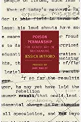 Poison Penmanship: The Gentle Art of Muckraking (New York Review Books Classics) Kindle Edition