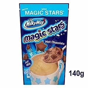 Milky Way Las Estrellas Mágicas 140g Chocolate Caliente