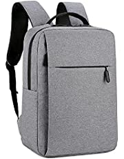 15.6 inch laptop backpack with charging hole - , 2725616096039