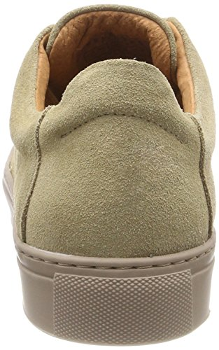 cheap sale excellent footlocker finishline cheap online Selected Women's Sfdonna Suede New Low-Top Sneakers Brown (Silver Mink) outlet new arrival discount manchester great sale qkiTBEQ1LM