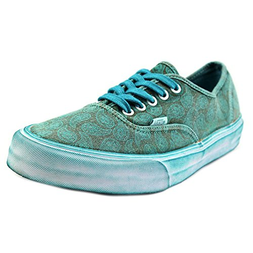 Vans Authentisch (Overwash Paisley) Türkis