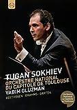 Tugan Sokhiev - Orchestre National du Capitole de Toulouse - Vadim Gluzman