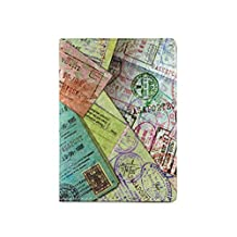 Dynomighty Men's Mighty Passport Cover Airmail