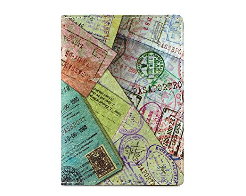 Dynomighty Mens Mighty Passport Cover, Airmail