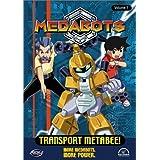 Medabots - Transport Metabee (Vol. 1) by Samantha Reynolds