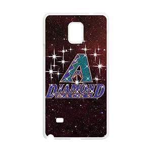 MLB Arizona DiamondbacksCustom Case forSamsung Galaxy Note 4 TPU