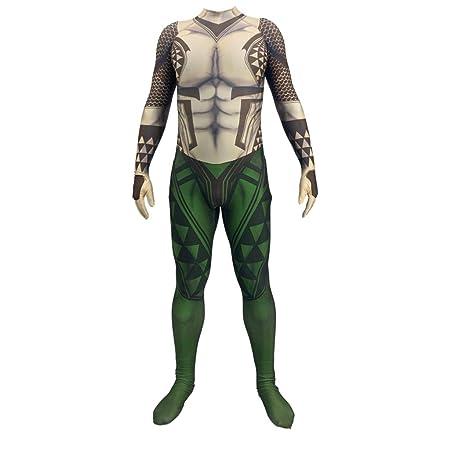 NDHSH Aquaman niño Adulto Cosplay Disfraces Disfraz de Halloween ...