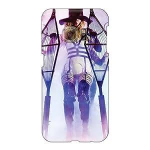 Samsung Galaxy S6 GLV13712wDdg Unique Design Beautiful Maria Brink Band Series Bumper Cell-phone Hard Cover -JohnPrimeauMaurice