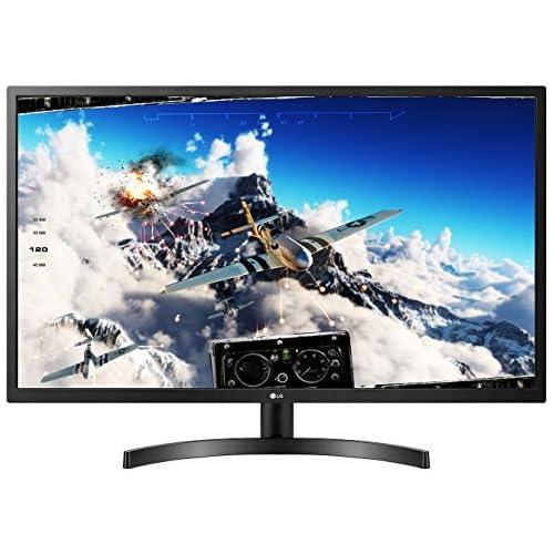 chollos oferta descuentos barato LG 32ML600M B Monitor FHD de 80 cm 31 5 con Panel IPS 1920 x 1080 píxeles 16 9 300 cd m DCI P3 95 1200 1 5 ms 75 Hz Color Negro