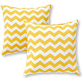 Superior This Item Greendale Home Fashions 17 In. Outdoor Accent Pillow (set Of 2),  Zigzag