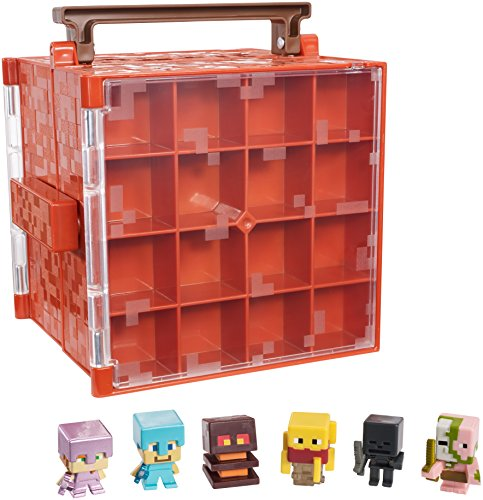 Minecraft Mini-Figure Nether Collector Case ()