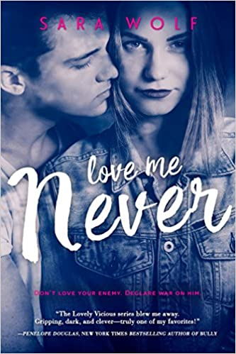 Image result for love me never sara wolf